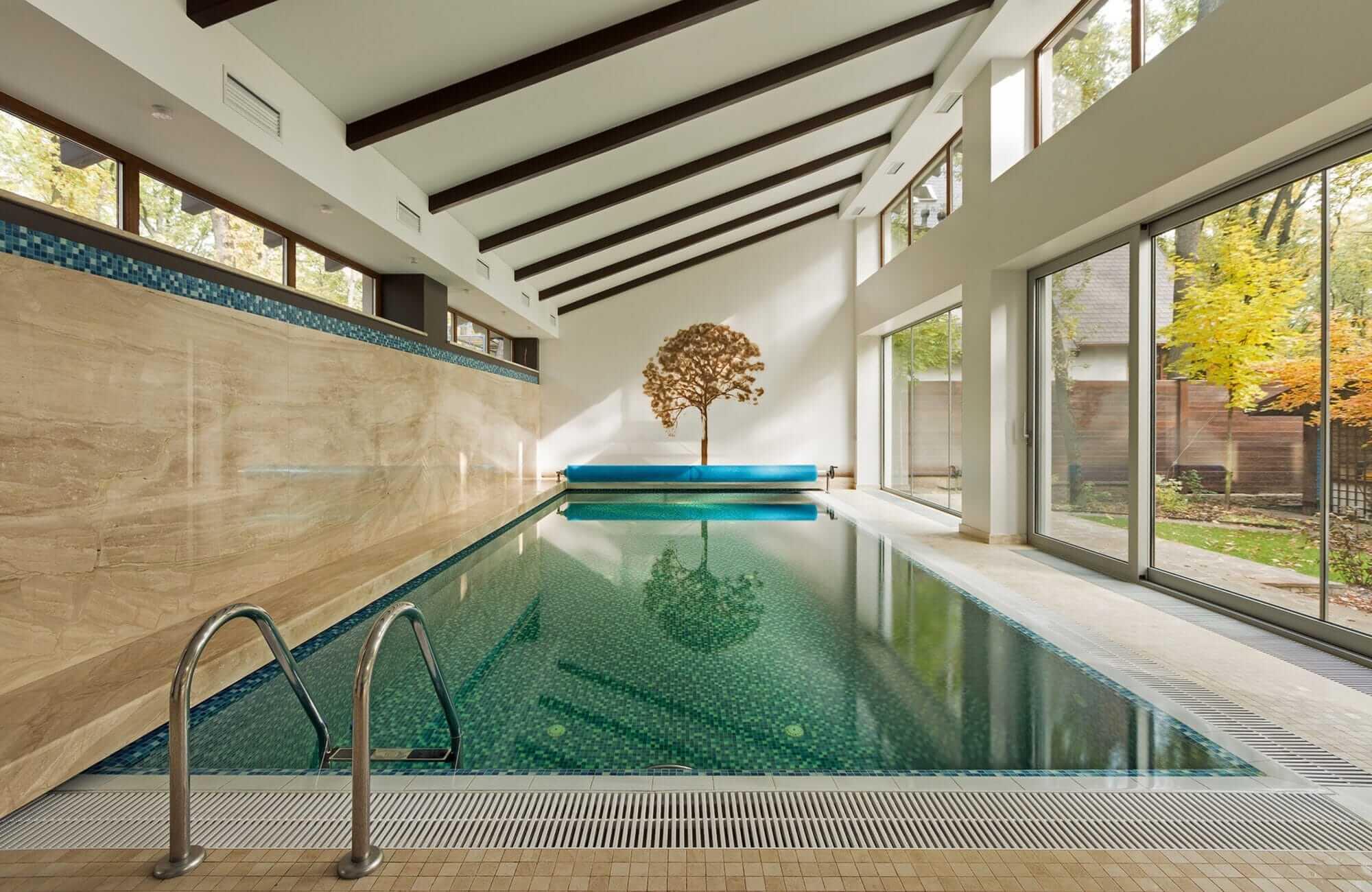 ответ тут дом с бассейном внутри проект фото всего они будут